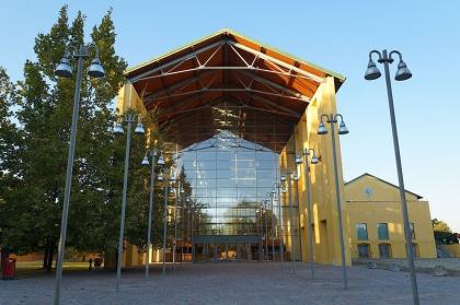 Концертный зал Никколо Паганини