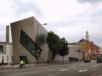 Студенческий центр Лондонского Метрополитен-университета