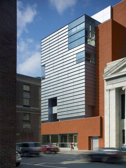 Центр Чейс Школы дизайна Род-Айленда
