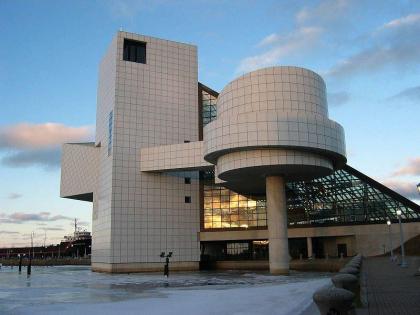 Зал славы рок-н-ролла и музей