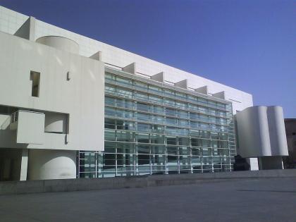 Музей современного искусства MACBA