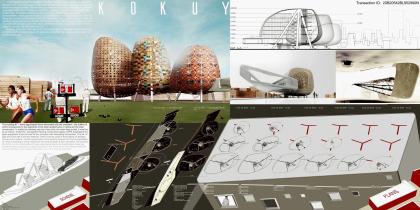 Кокуй – концепция развития массового жилого строительства на примере существующего района