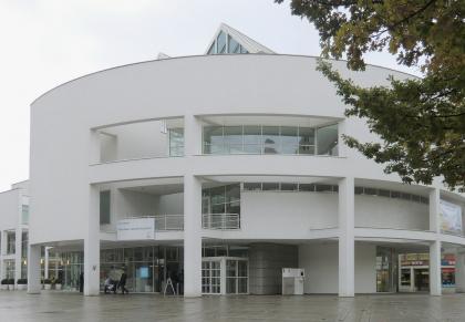 Выставочный зал Stadthaus Ulm