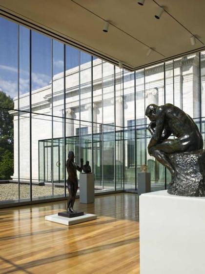 Музей искусств Кливленда – реконструкция