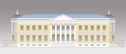 Резиденция в Архангельском