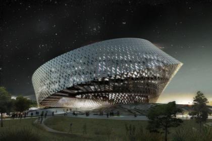 Национальная библиотека Казахстана