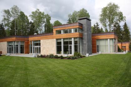 Загородный дом в Пестово