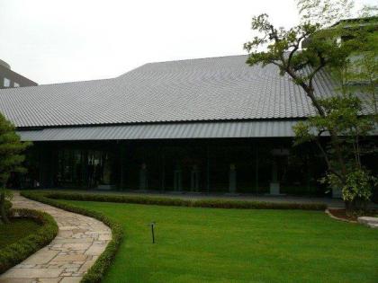 Музей Нэдзу – реконструкция