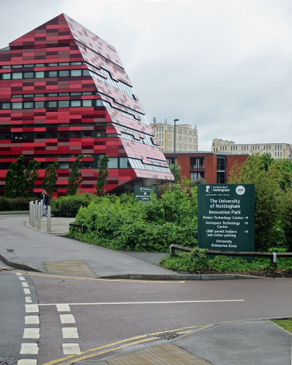 Кампус Джубили Университета Ноттингема