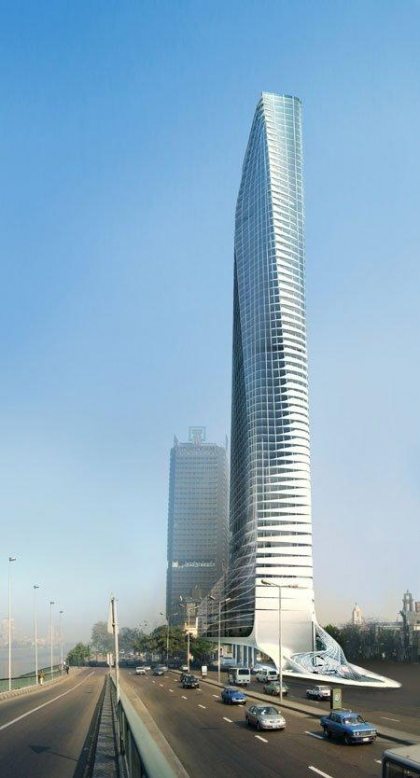 Башня Nile Tower