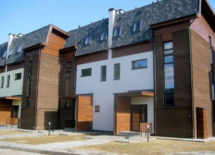 «Ильинский квартал», малоэтажная блокированная жилая застройка