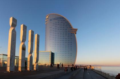 Отель W Barcelona