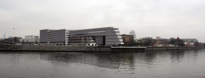 Офисное здание в Лужниках