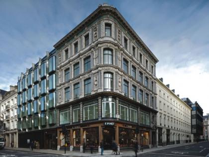 Офисный комплекс 50 New Bond Street