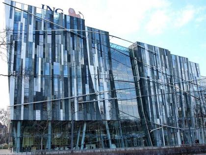 Штаб-квартира компании ING в Венгрии