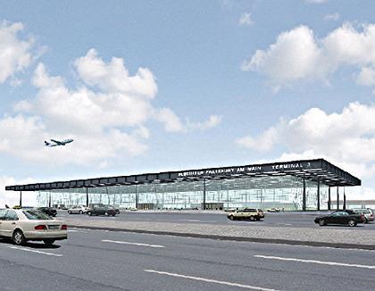 Терминал 3 Франкфуртского аэропорта