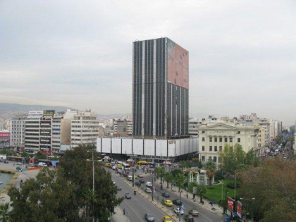 Башня Piraeus Tower в наши дни