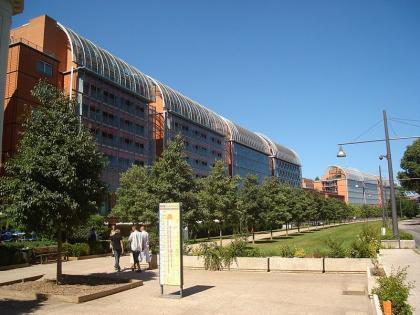 Комплекс Cité Internationale
