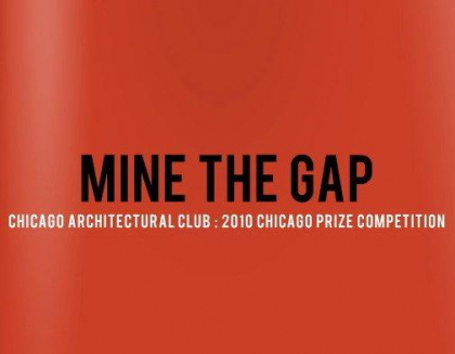 MINE THE GAP - Чикагская премия 2010
