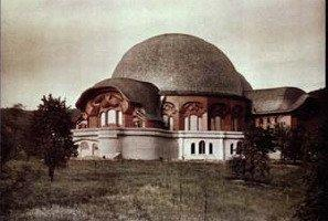 Первый Гётеанум. 1913-1922  © Dokumentation am Goetheanum, Bildarchiv  Photo: Otto Rietmann