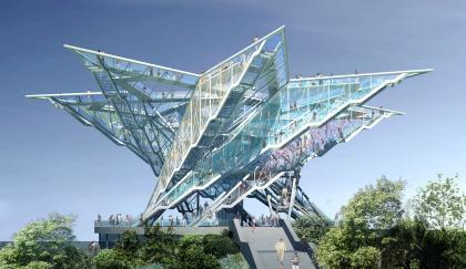 «Звезда Свободы» - памятник независимости Азербайджана