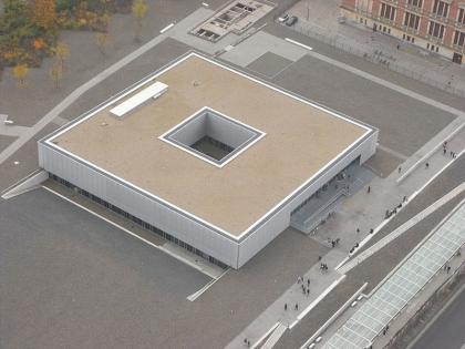 Мемориальный комплекс «Топография террора»