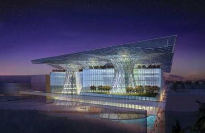 Штаб-квартира компании Masdar