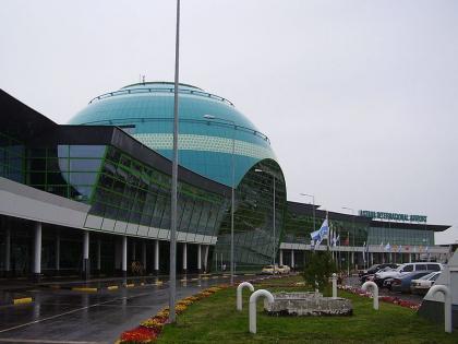 Международный аэропорт Астаны