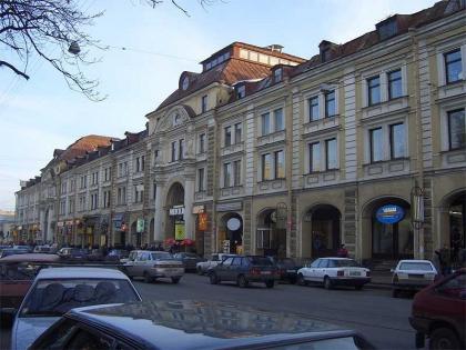 Апраксин двор (XVIII-XIX вв.), Санкт-Петербург