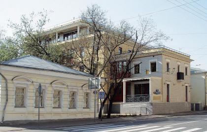 Жилой дом на Б. Ордынке