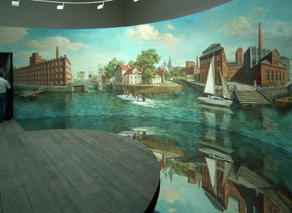 Оптимистическое завтра. Об экспозиции Российского павильона в Венеции