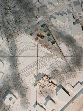 Национальный музей археологии и наук о Земле - конкурсный проект