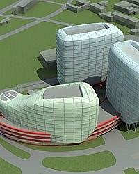 Академия дентальной имплантации и бизнес-центр