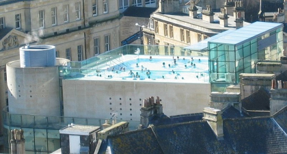 Спа-центр Thermae Bath Spa