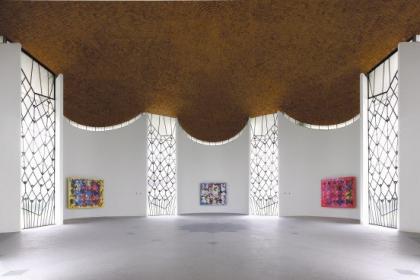 Зал Капелла Бёма галереи Jablonka Galerie