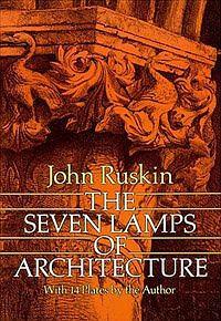 The Seven Lamps of Architecture (Семь светочей архитектуры)