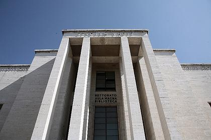 6. Университет в Риме, М.Пьячентини, 1932-35. Фото: © Андрей Бархин