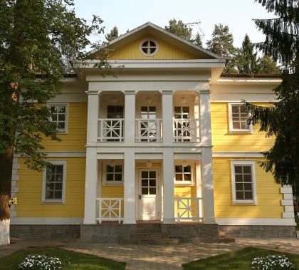 Private house in Zaharovo