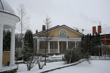 Банный комплекс Русской усадьбы