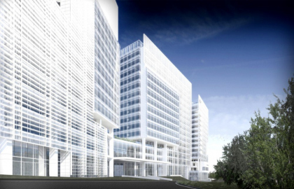 Многофункциональный комплекс Liberty Plaza и отель W Santa Fe