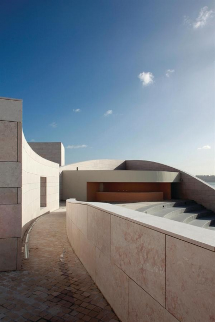 «Центр исследования неизвестного» Фонда Champalimaud