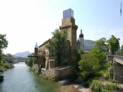 Замок Ротшильда. Реконструкция