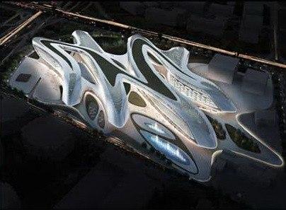 Экономический парк Линькун – проект «Хунцяо SOHO»