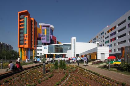 ФНКЦ «Центр детской гематологии, онкологии и иммунологии»