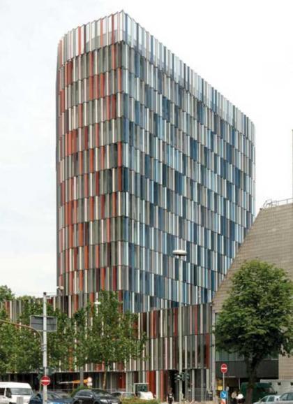 Башня KfW Westarkade