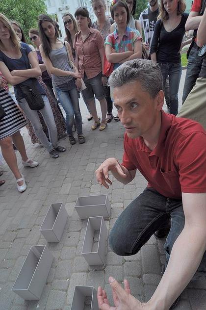 Экскурсия Артура Токарева «Архитектура конструктивизма в пространстве исторического города» 22 мая 2011 г. Ростов-на-Дону