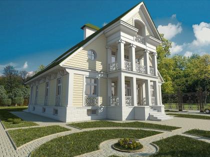 Дом в Тучково