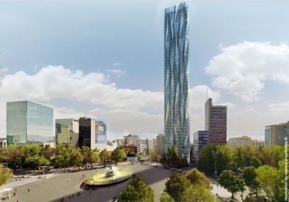 Башня Reforma 432