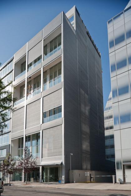 Жилой комплекс Metal Shutter Houses