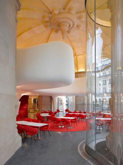 Ресторан Phantom в Гранд-Опера